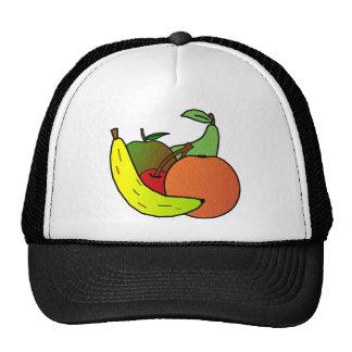 fruit design cap