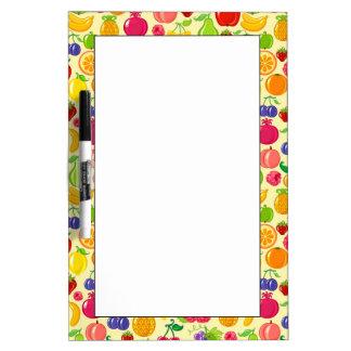 Fruit Dry-Erase Whiteboards