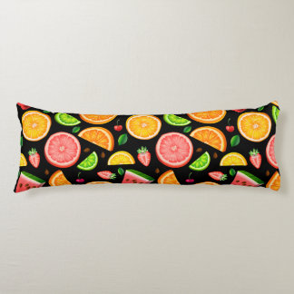 Fruit Fancy Body Cushion