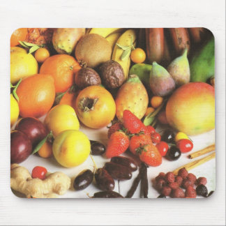Fruit, from orchard and vine mouse pad