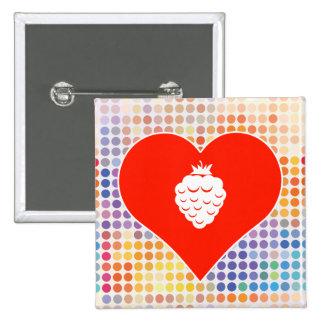 Fruit Gift 15 Cm Square Badge