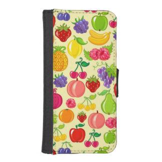 Fruit iPhone SE/5/5s Wallet Case