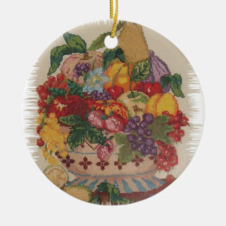 FRUIT JAR CHRISTMAS ORNAMENT