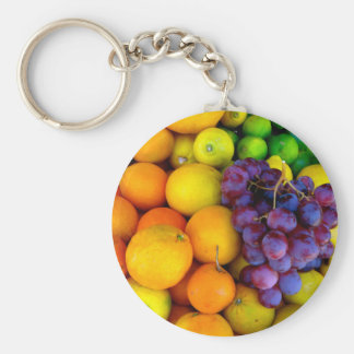 Fruit Key Ring