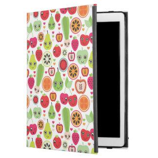 """fruit kids illustration apple iPad pro 12.9"""" case"""