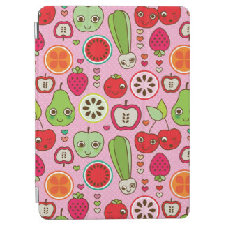 fruit kitchen illustration pattern iPad air cover