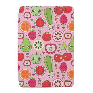 fruit kitchen illustration pattern iPad mini cover