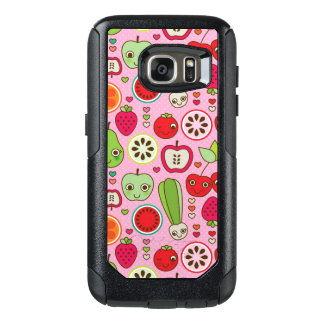 fruit kitchen illustration pattern OtterBox samsung galaxy s7 case