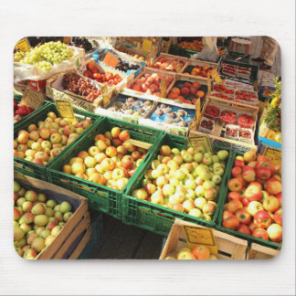 Fruit Market Europe Mouse Pad