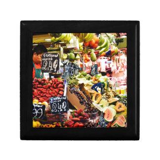 Fruit Market Gift Box