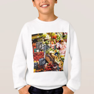 Fruit Market Sweatshirt