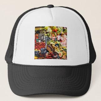 Fruit Market Trucker Hat