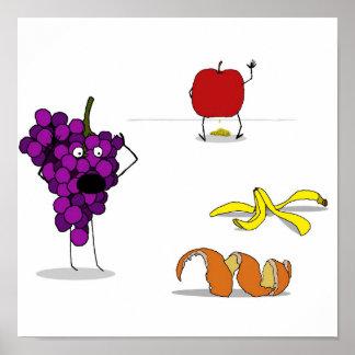 Fruit Murder Poster