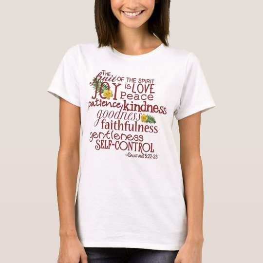 Fruit of the Spirit Blouse T-Shirt