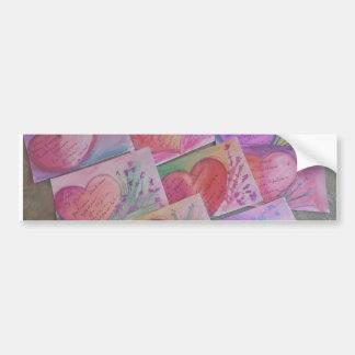fruit of the spirit bumper sticker