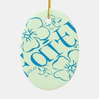 Fruit of the Spirit: Faith Christmas Ornament