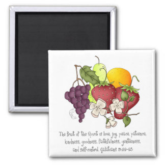 Fruit of the Spirit Magnets