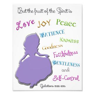 Fruit of the Spirit Photo Print