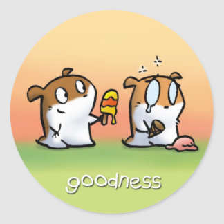 Fruit of the Spirit Sticker (Goodness)