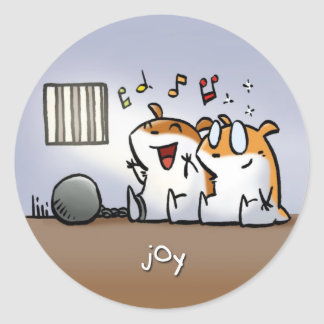 Fruit of the Spirit Sticker (Joy)