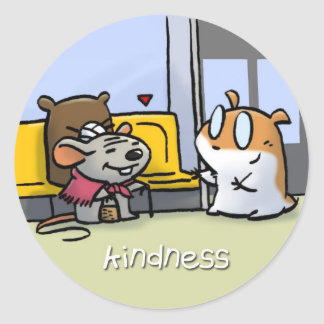 Fruit of the Spirit Sticker (Kindness)