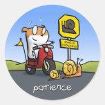Fruit of the Spirit Sticker (Patience)