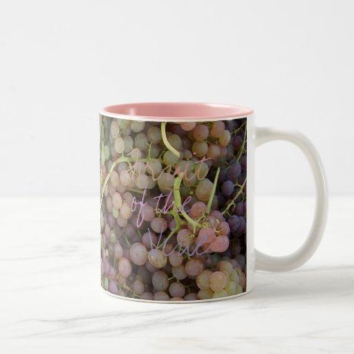 FRUIT of the VINE by SHARON SHARPE Coffee Mug
