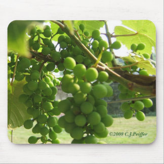 'Fruit of the Vine' Mouse Pad