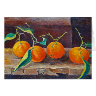 Fruit on a Shelf 2014 2 Card