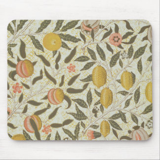 Fruit or Pomegranate wallpaper design Mouse Mat