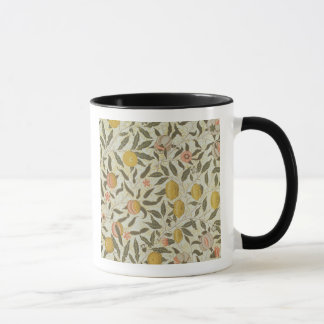 Fruit or Pomegranate wallpaper design Mug