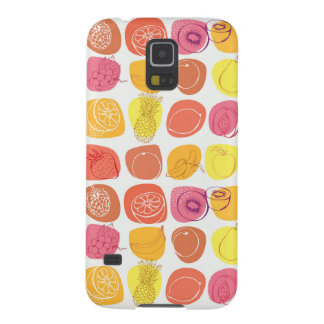 Fruit pattern case for galaxy s5