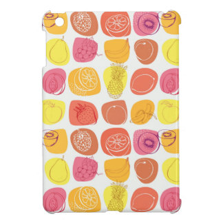 Fruit pattern iPad mini case