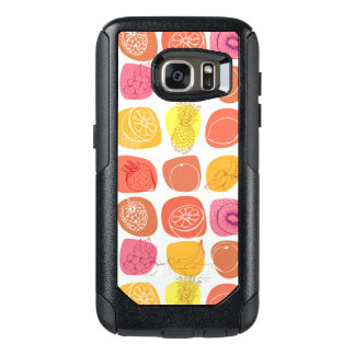Fruit pattern OtterBox samsung galaxy s7 case