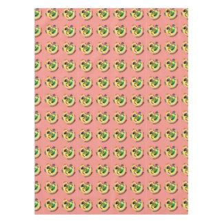 Fruit Peach Table Cloth