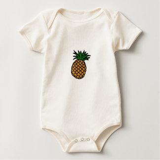 Fruit_(Pineapple) Baby Bodysuit