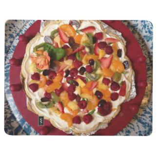 Fruit Pizza Notebook Journals