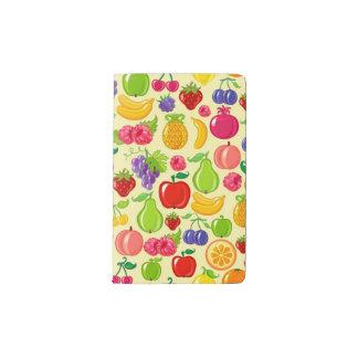 Fruit Pocket Moleskine Notebook