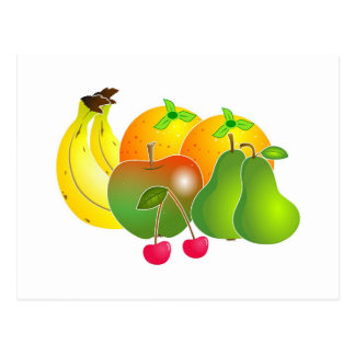 Fruit Postcard