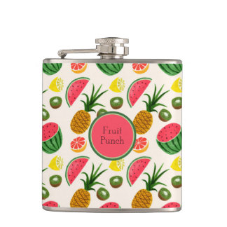 Fruit Punch Hip Flask