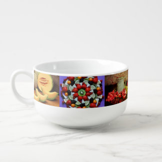 fruit salad healthy vitamins smoothie lime berry soup mug