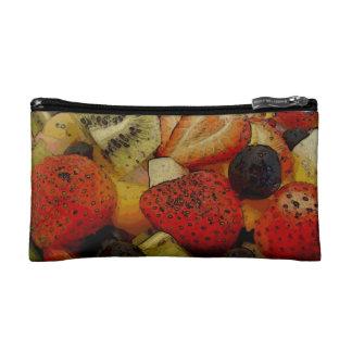 Fruit Salad Makeup Bags