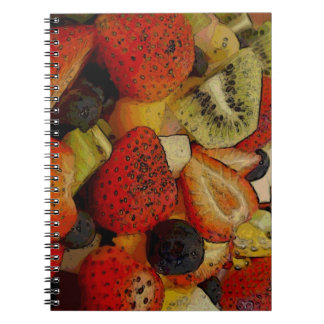 Fruit Salad Notebook