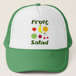 Fruit Salad Trucker Hat