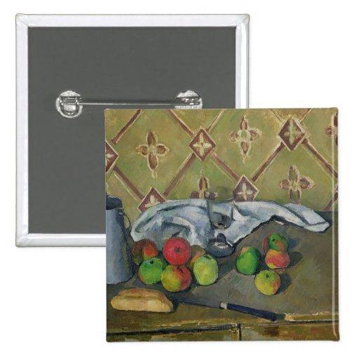 Fruit, Serviette and Milk Jug, c.1879-82 Pins
