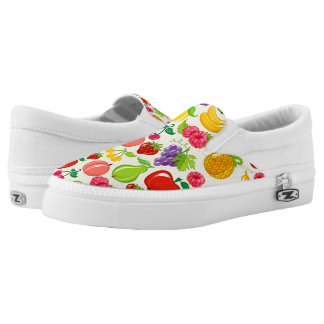 Fruit Slip On Shoes