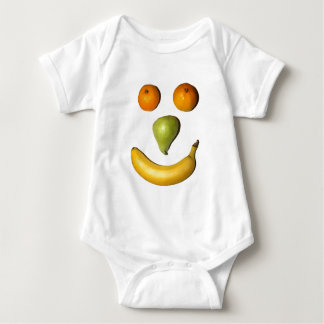 Fruit Smiley Face Tshirts