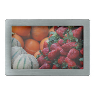 Fruit stand belt buckle
