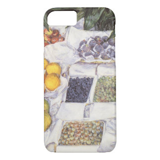 Fruit Stand by Gustave Caillebotte, Vintage Art iPhone 8/7 Case