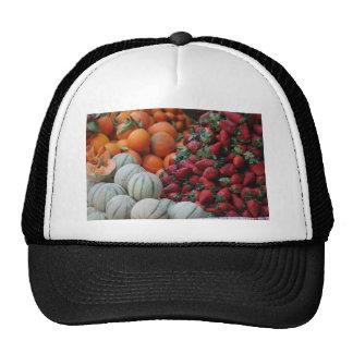 Fruit stand cap